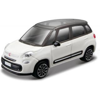 Bburago Fiat 500L 1:43 bílá