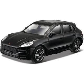 Bburago Porsche Macan 1:43 černá