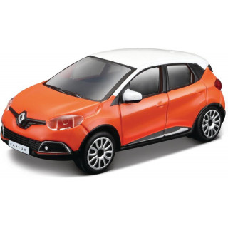 Bburago Renault Captur 1:43 oranžová