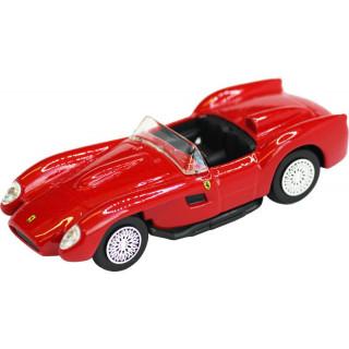 Bburago Ferrari 250 Testa Rossa 1:43 červená