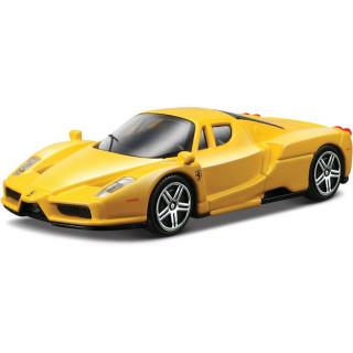 Bburago Ferrari Enzo 1:43 žlutá