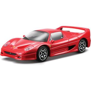 Bburago Ferrari F50 1:43 červená