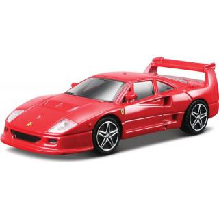 Bburago Ferrari F40 Competizione 1:43 červená