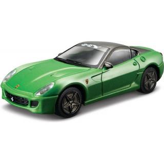 Bburago Ferrari 599 Hy-Kers 1:43 zelená