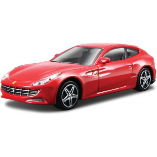 Bburago Ferrari F12 Berlinetta 1:43 červená