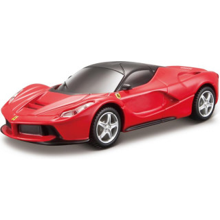 Bburago Light & Sound Ferrari LaFerrari 1:43 červená