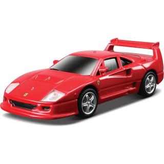Bburago Light & Sound Ferrari F40 Competizione 1:43 červená