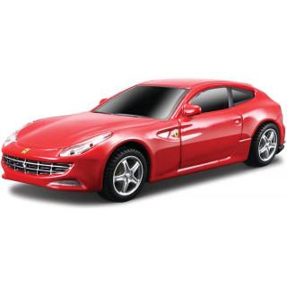 Bburago Light & Sound Ferrari FF 1:43 červená