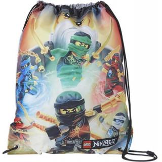 LEGO Ninjago Master Wu - pytlík na přezůvky