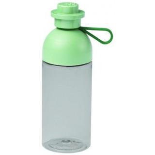 LEGO láhev na pití 0.5l - transparentní army zelená