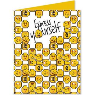 LEGO Iconic Papírová složka - Express Yourself