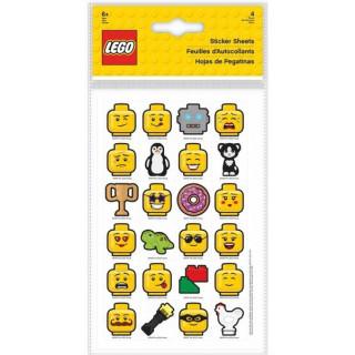 LEGO Iconic Nálepky - 96 nálepek