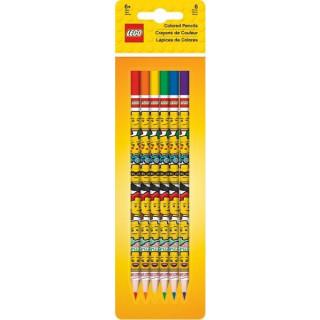 LEGO Iconic Pastelky, mix barev - 6 ks