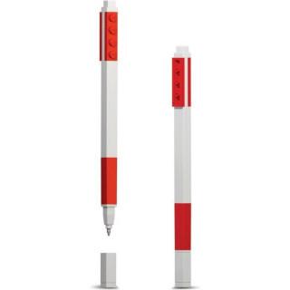 LEGO Gelové pero červené 2ks