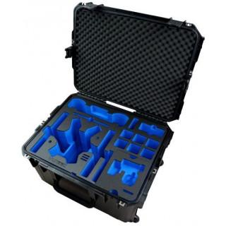 Yuneec H520: Kufr Trolley profi ABS s vložkou
