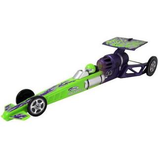 Estes - Blurzz Dragster s raket. pohonem zelený