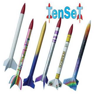 Klima TenSeT Kit sada dílů na 10 raket