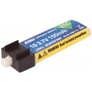 E-flite LiPol 3.7V 150mAh 25C