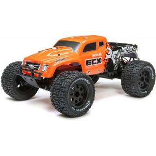 ECX Ruckus 1:10 RTR oranžový