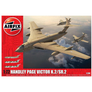 Classic Kit letadlo A12009 - Handley Page Victor K.2/SR.2 (1:72)