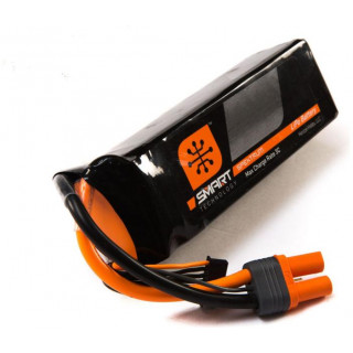 Spektrum Smart LiPo 2200mah 4S 14.8V 30C IC3