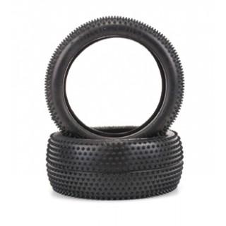 Mini Pin 1/8 pneumatiky, žlutá směs (2 ks) spec. halová guma