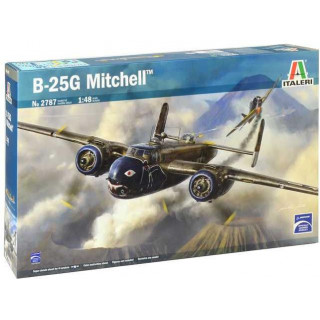 Model Kit letadlo 2787 - B-25G Mitchell (1:48)