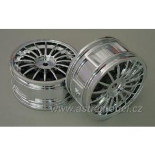 CEN - Disky kol 16 paprsků stříbrné (2)