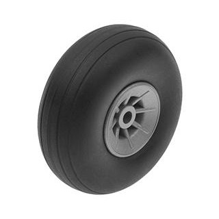Podvozková kola gumová 44mm (2)