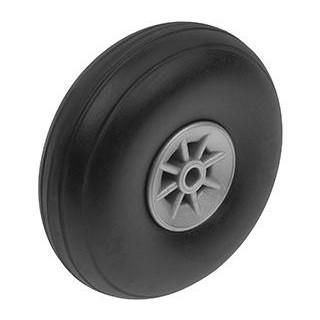 Podvozková kola gumová 50mm (2)