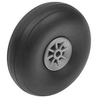 Podvozková kola gumová 57mm (2)