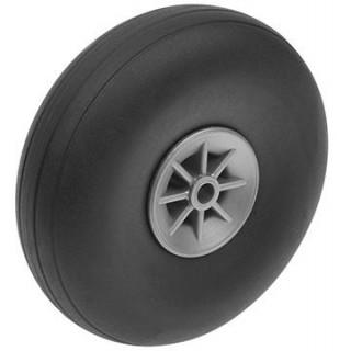 Podvozková kola gumová 70mm (2)