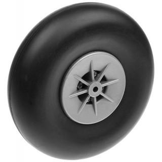 Podvozková kola gumová 125 mm (2)