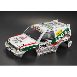 Killerbody karosérie 1:10 Pajero EVO 1998 Rally Dakar