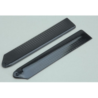 Ripmax rotorové listy uhlíkové 110mm