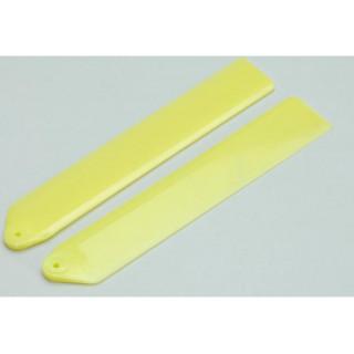 Blade mCP X: Hlavní rotorové listy 110mm žluté