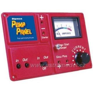 Power Panel Ripmax s palivovým čerpadlem