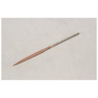 Pilník jehlový půlkulatý