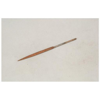 Pilník jehlový nožový