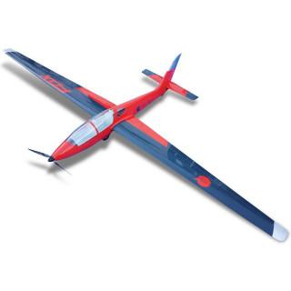 Tomahawk Fox 3.5m FRP červeno/modrý PnP