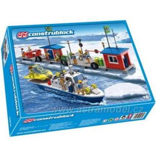 Construblock - Arktický přístav