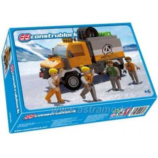 Construblock - Výzkumné nákladní auto