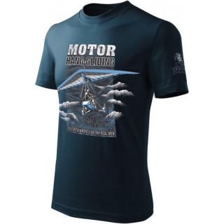 Antonio Civilian - Tričko Motor hang-gliding XXL
