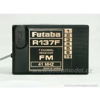 Futaba přijímač 7k R137F 35MHz FM