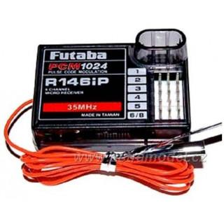 Futaba přijímač 6k R146iP 35MHz PCM