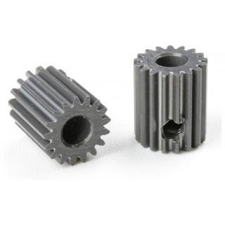 Corally pastorek 64DP AL7075 17T 3.17mm