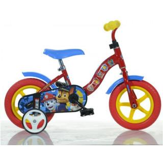 "DINO Bikes - Dětské kolo 10"" Paw Patrol"