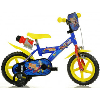 """DINO Bikes - Dětské kolo 12"""" Požárník Sam"""