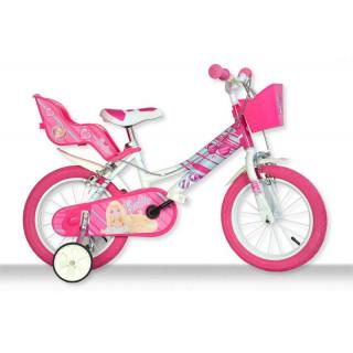 """DINO Bikes - Dětské kolo 16"""" Barbie"""