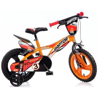 """DINO Bikes - Dětské kolo 14"""" Raptor"""